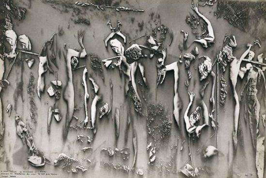 Raoul Ubac. Penthesilée 1938. Via RMN