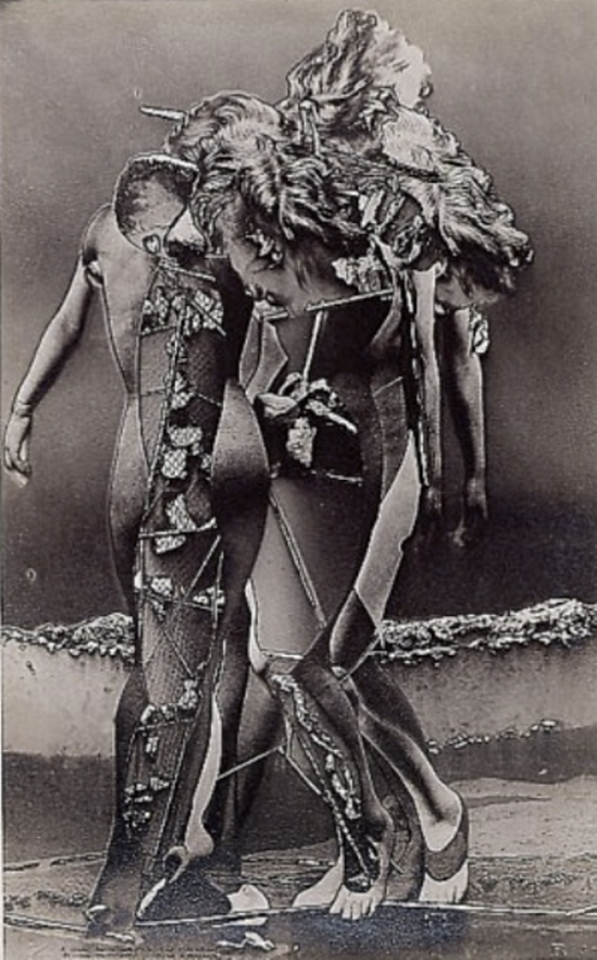 Raoul Ubac, The Triumph of Sterility, 1937. Via theredlist