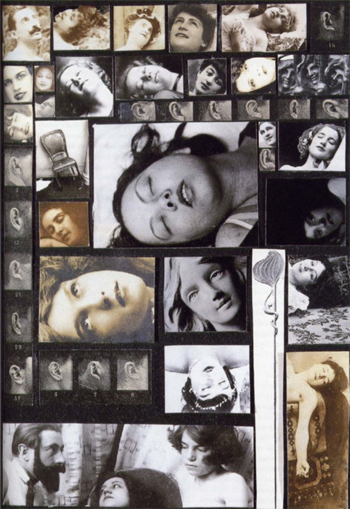 Salvador Dali. Le phénomène de l'extase 1933