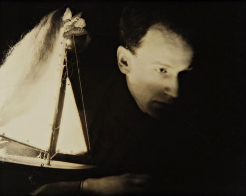 Joseph Cornell Portrait