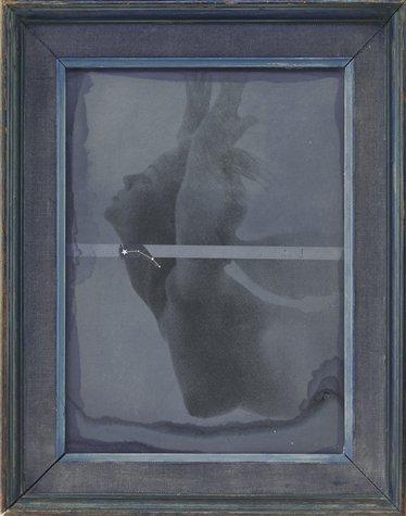 Joseph Cornell, Untitled (Naiad), ca. 1962-1965