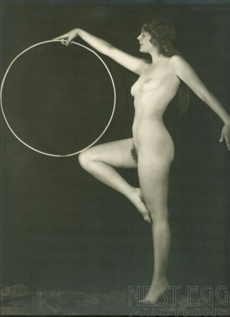 Alfred Cheney Johnston.  Barbara Deane Via liveauctioneers