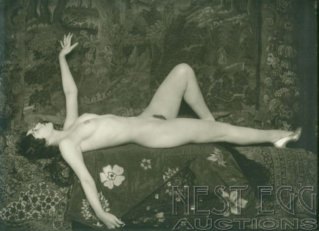 Alfred Cheney Johnston.  Dorothy Flood Via liveauctioneers