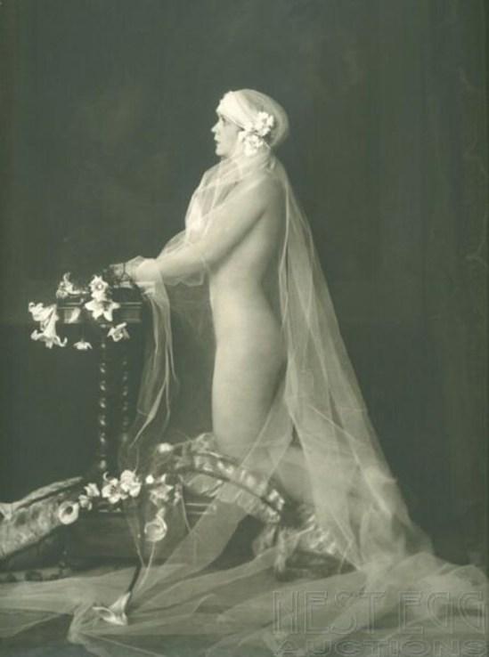 Alfred Cheney Johnston.  Barbara Deane Via liveauctioneers