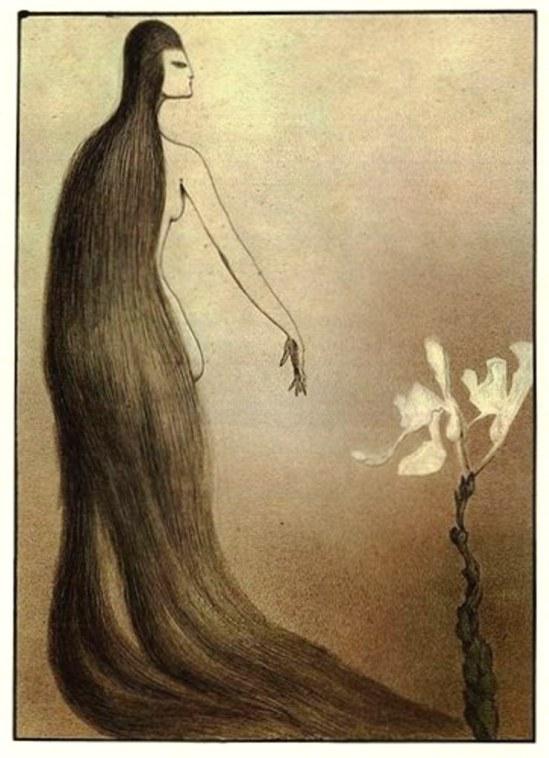 Alfred Kubin. Illustration 1900-1903