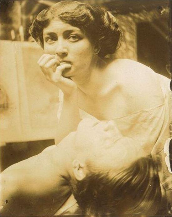 Alphonse Marie Mucha. Study for a Decorative Panel 1908 Via luminouslint