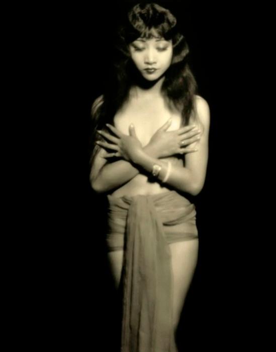 Anna May Wong Via deepspacedaguerreotype