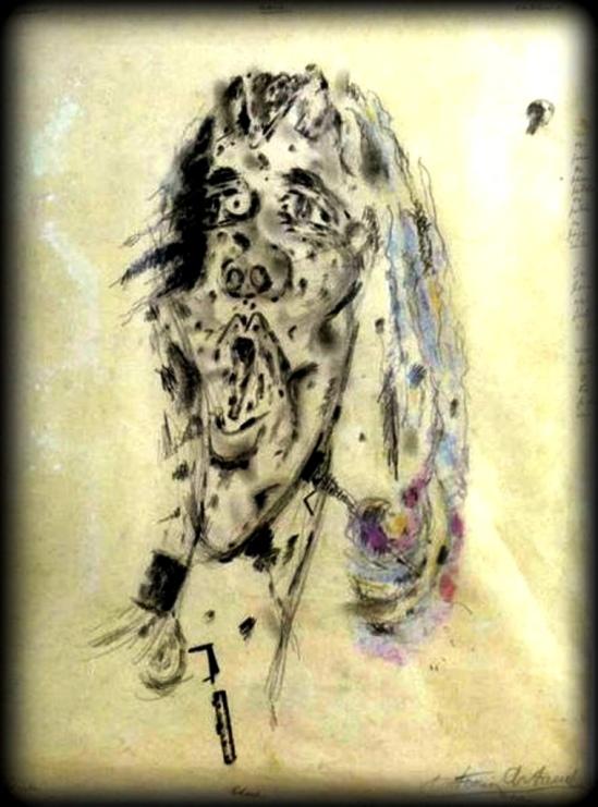 Antonin Artaud. L'angoisse Via canalblog