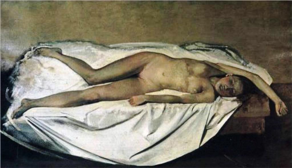 Balthus. La victime 1938