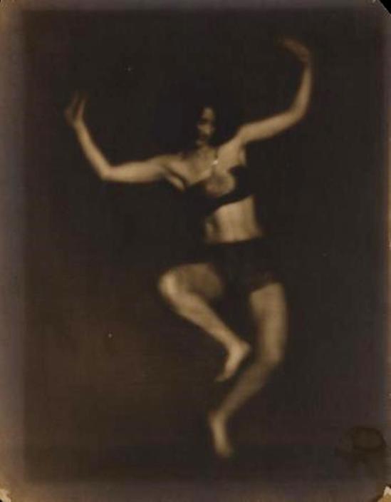 Ben Magid Rabinovitch. Danse grotesque 1922 Via utah.edu