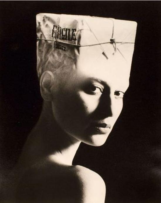Blanka Chocholova. From the cycle catalogue of feelings Via thebaruchfoundation