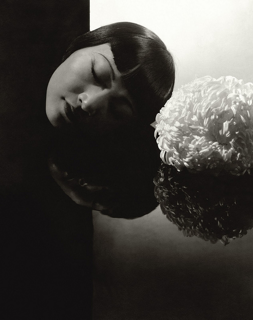 Edward Steichen. Anna May Wong