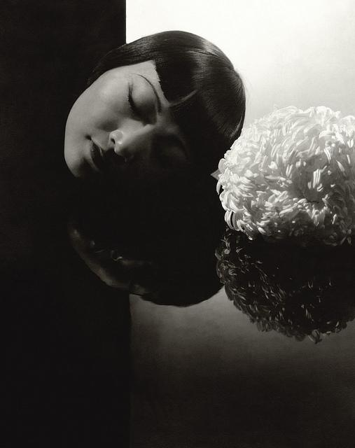 Edward Steichen. Anna May Wong