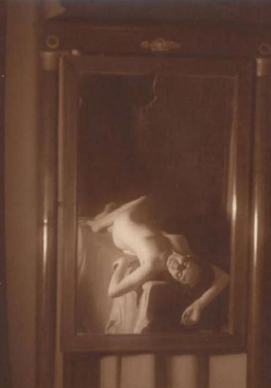 Emilio Sommariva. Nu féminin 1941-1942 Via lombardiabenicultura