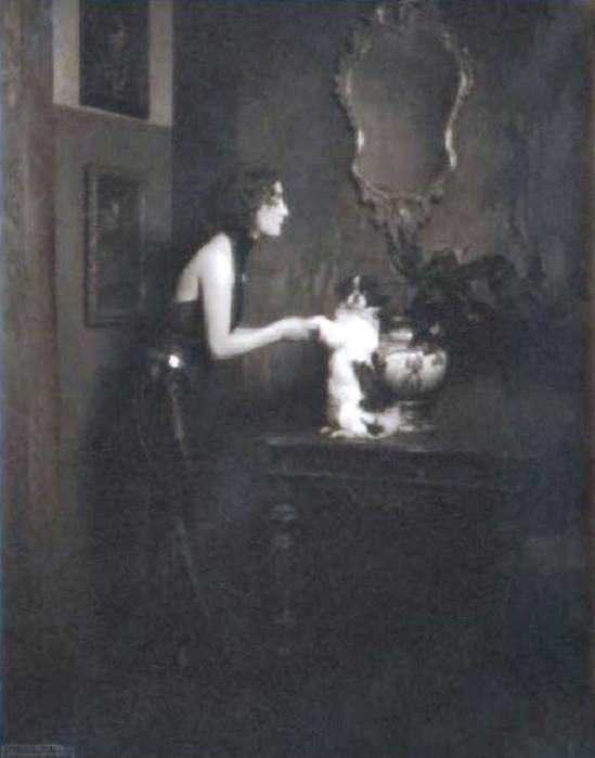 Emilio Sommariva1. Anna Fougez 1922 Via lombardiabenicultura
