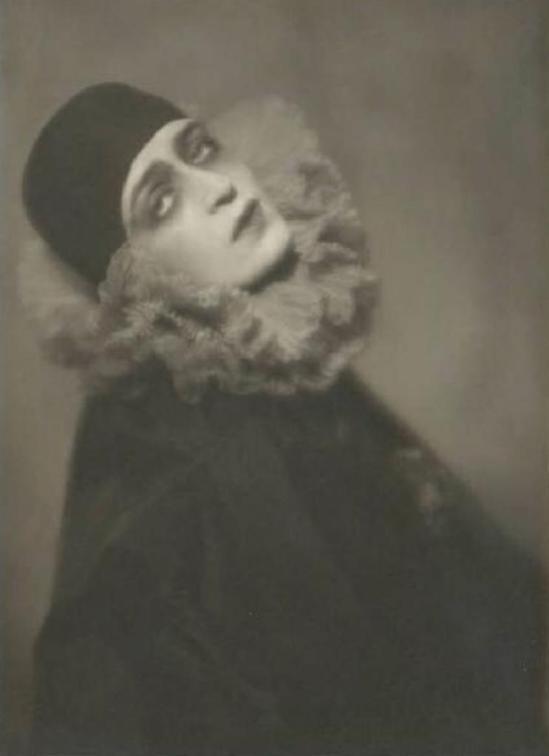 Emilio Sommariva1. Diana Karenne 1917-1918 Via lombardiabenicultura