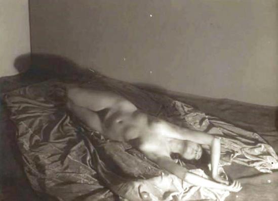 Emilio Sommariva16. Nu féminin 1941-1942 Via lombardiabenicultura