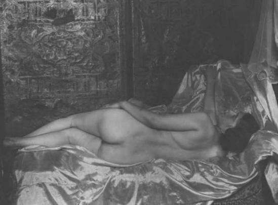 Emilio Sommariva3. Nu féminin 1916-1924 Via lombardiabenicultura