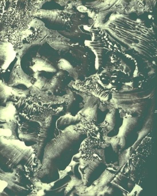 Francis Bruguiere1.  Cliche verre, ca. 1932  Via geh.org