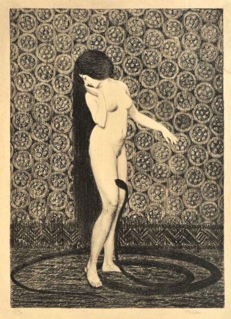 František Kobliha. From the cycle 1913