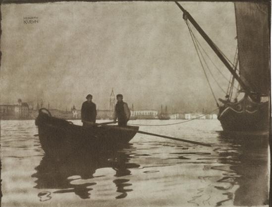 Heinrich Kühn. Venise Via mutualart
