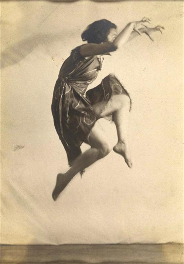 Hugo Erfurth. OLGA SZENTPAL 1923 Via liveauctioneers