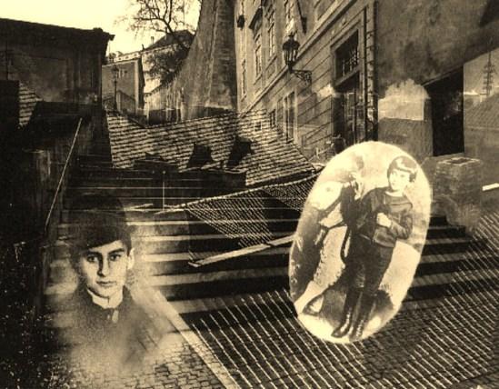 Jan Splichal. Franz Kafka 1982-1991 Via splichal.eu