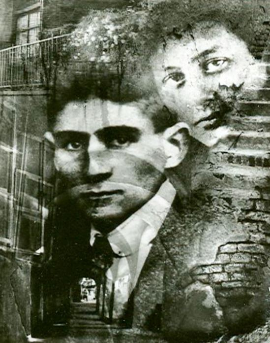 Jan Splichal1. Franz Kafka 1982-1991 Via splichal.eu
