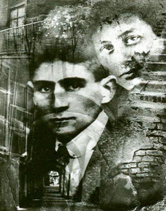 Jan Splichal1. Franz Kafka 1982-1991 Via splichal.eu