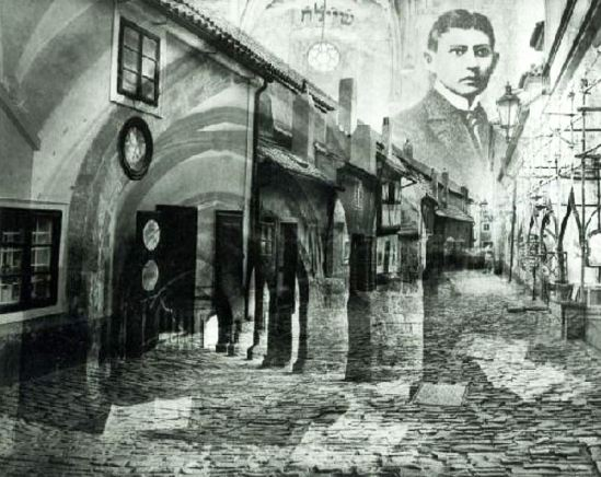 Jan Splichal2. Franz Kafka 1982-1991 Via splichal.eu