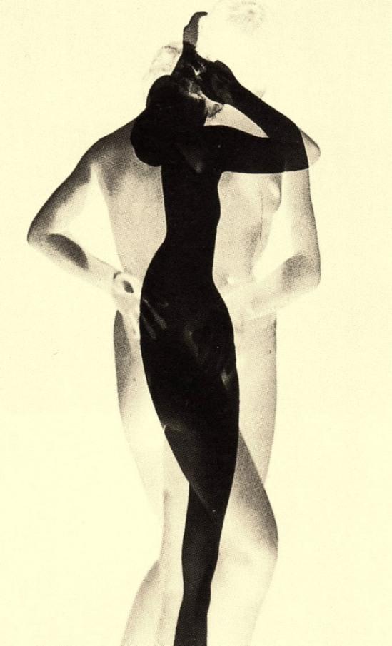 Kansuke Yamamoto. In the mirror 1956