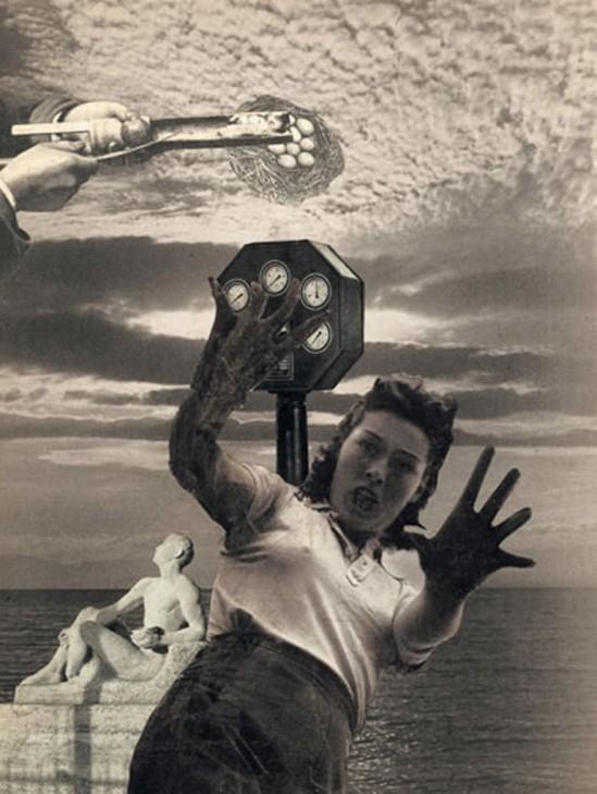 Léo Dohmen. Sans titre 1955