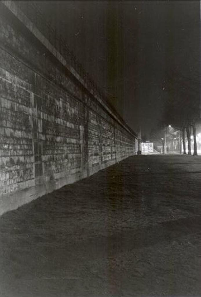 Leo Dohmen. Base pour Le printemps 1956
