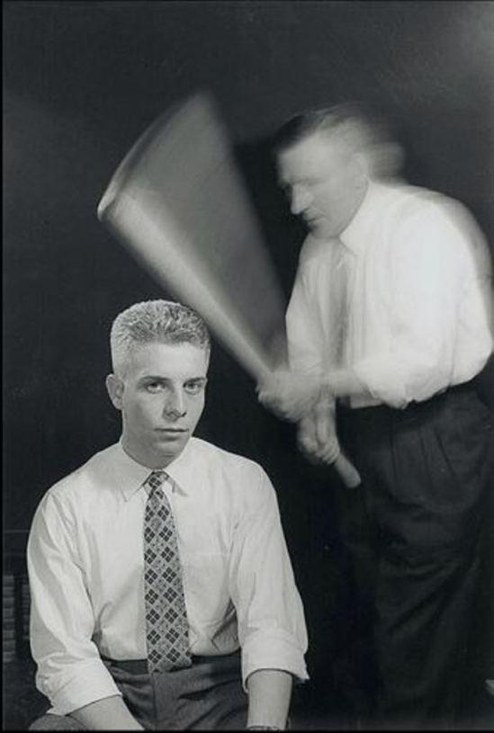 Leo Dohmen. Le visionaire 1957