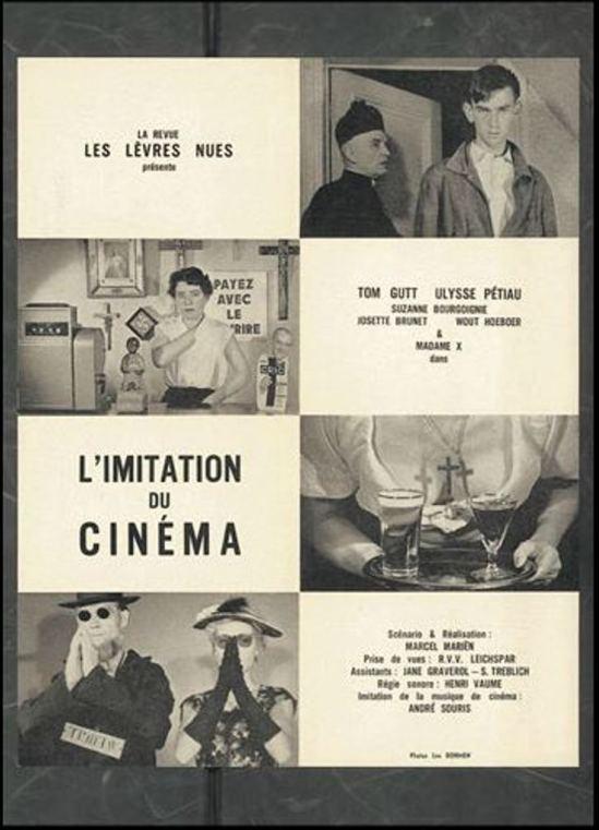 Leo Dohmen. L'imitation au cinéma