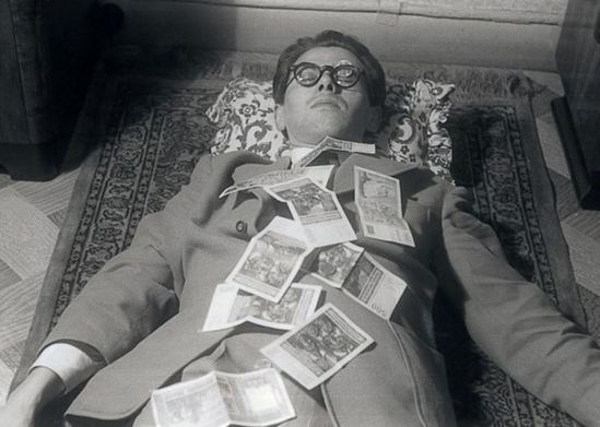 Leo Dohmen. Marcel Mariën 1956