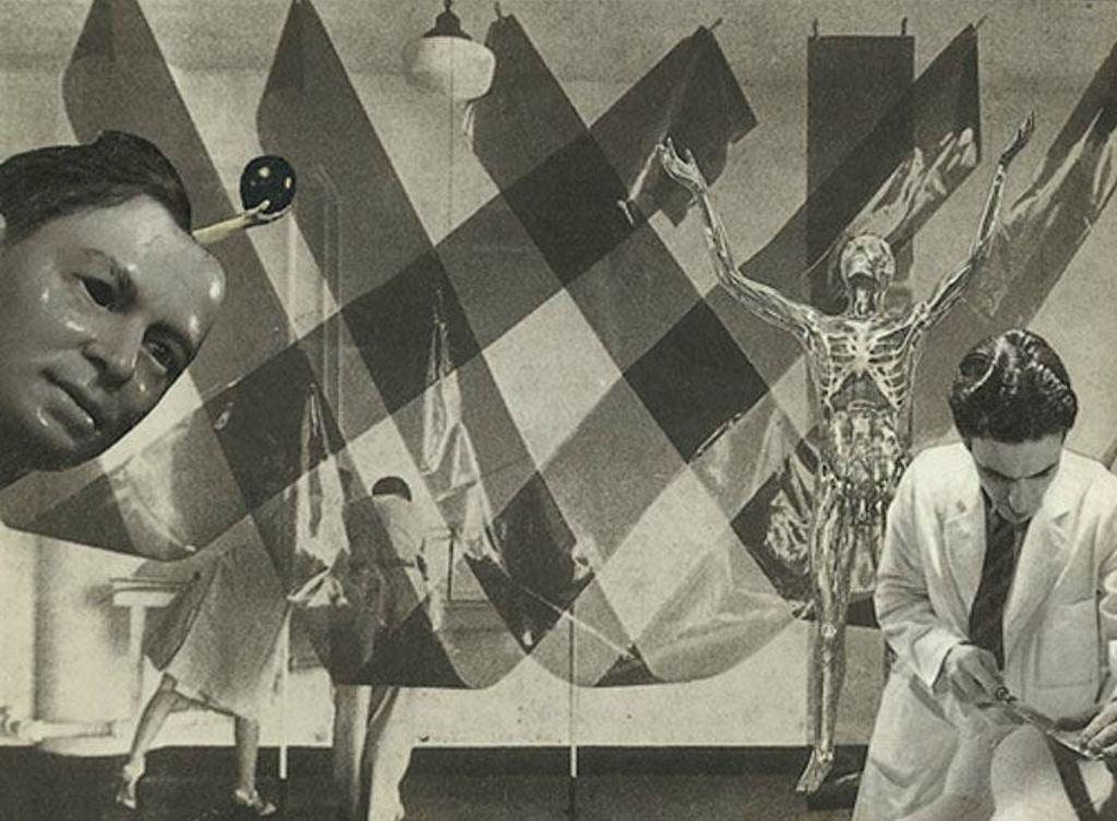 Leo Dohmen. Sans titre 1953