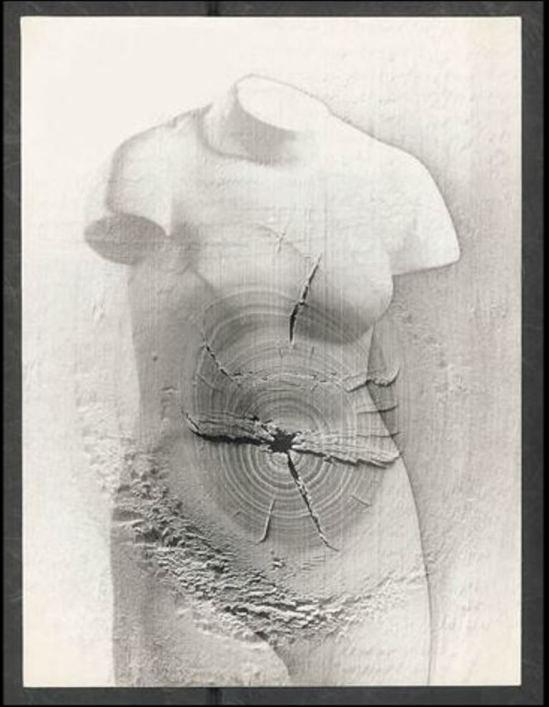Leo Dohmen. Traité des sensations 1955