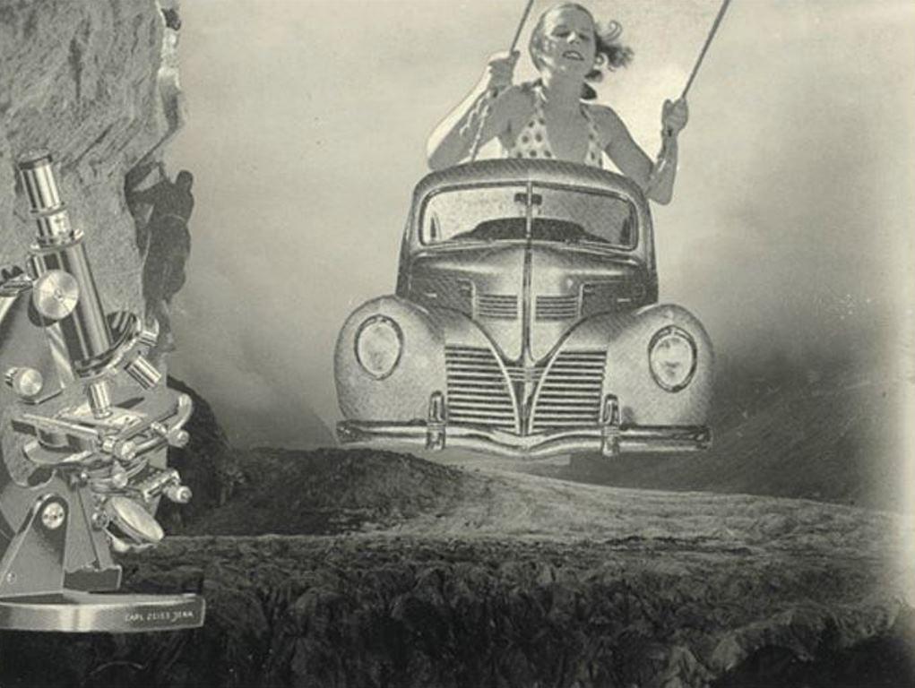 Leo Dohmen. Sans titre 1955