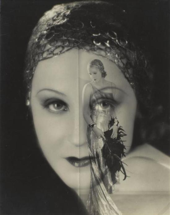 Lucien Lorelle. Brigitte Helm 1953 Via RMN