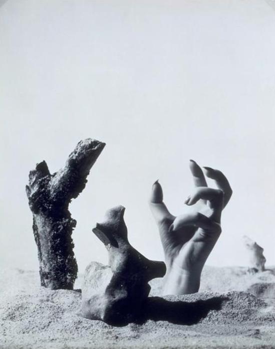 Lucien Lorelle. Illustration pour Les chants de Maldoror de Lautréamont 1947