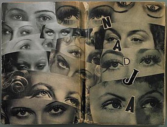 Marcel Mariën.  A André Breton hommage du lecteur, le 21 avril 1938 Via artsolution
