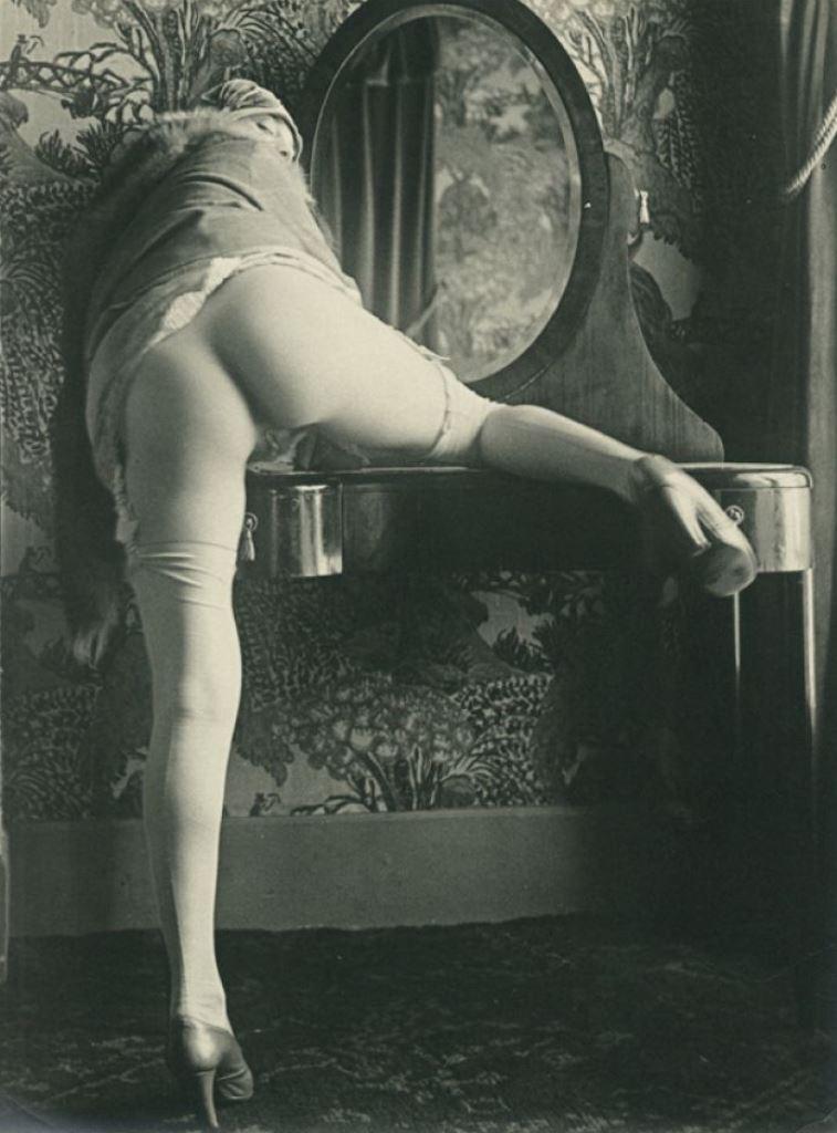 Monsieur X. Nu 1930 Via modernisminc