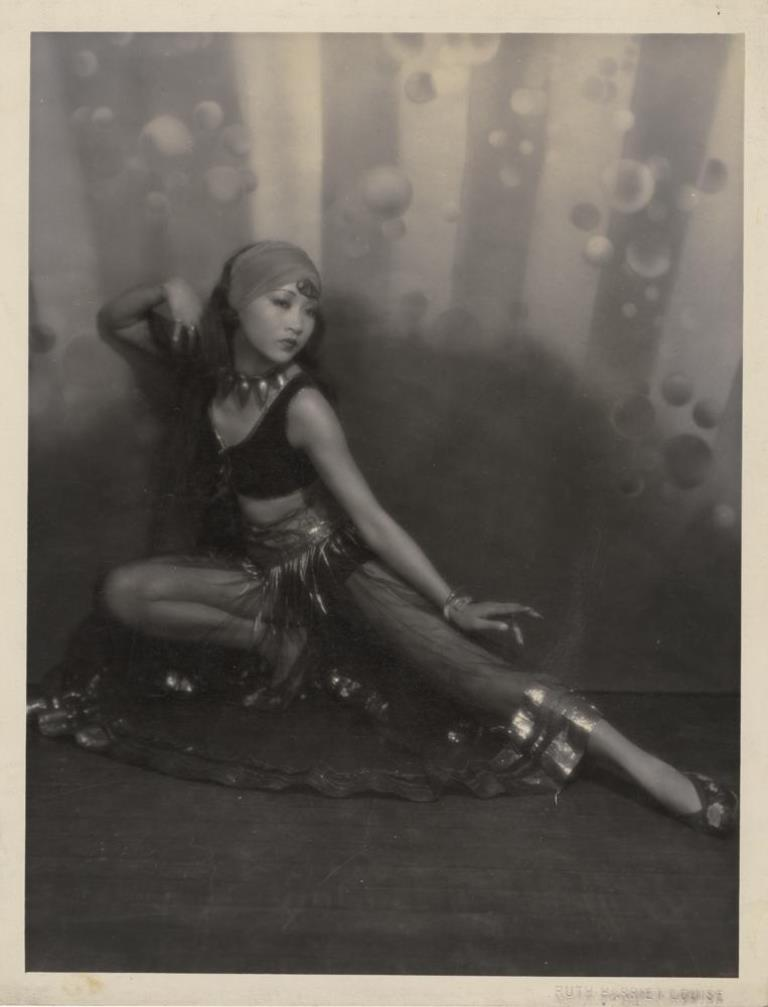 Ruth Harriet Louise. Anna May Wong Via icollector