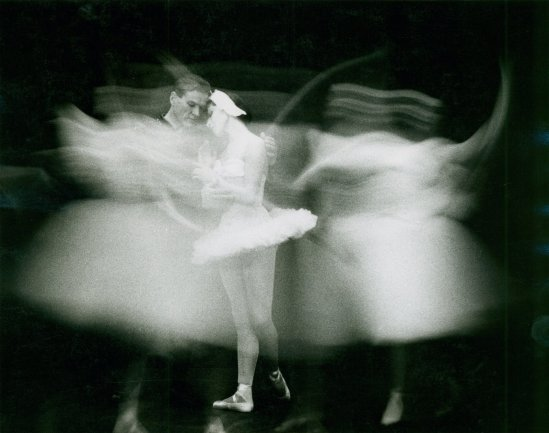 Alexey Brodovitch from the book Ballett 1945 Via 5000photograph