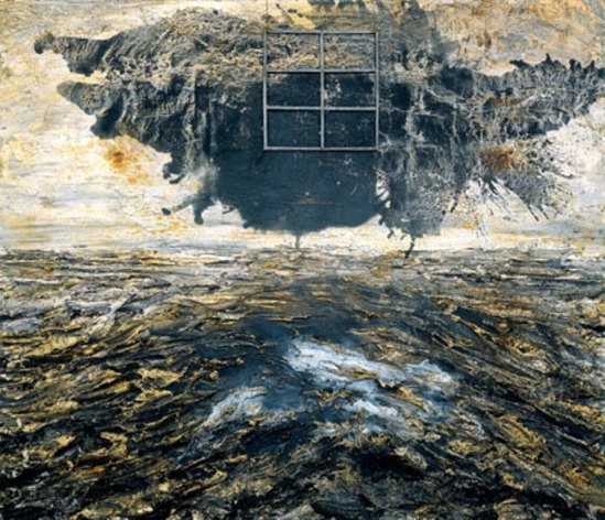 Anselm Kiefer. Anselm Kiefer . Aschflower 2004 Via google.ca