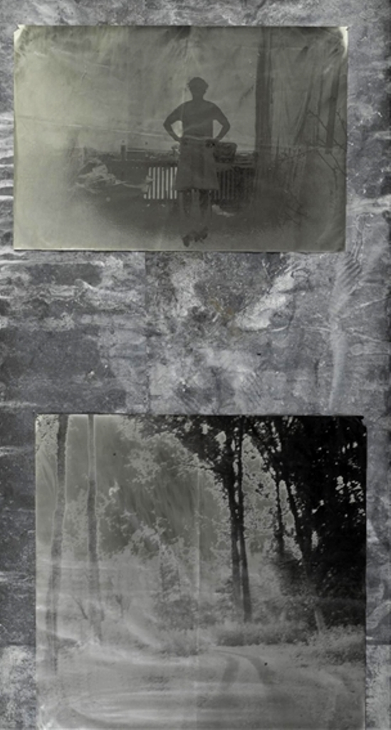 Anselm Kiefer. Country lane 1968 Via mutualart