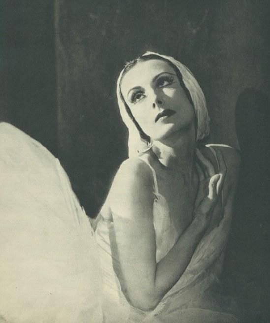 Baron. Tamara Toumanova Via ballerinagallery