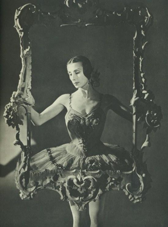 Baron1. Tamara Toumanova Via ballerinagallery