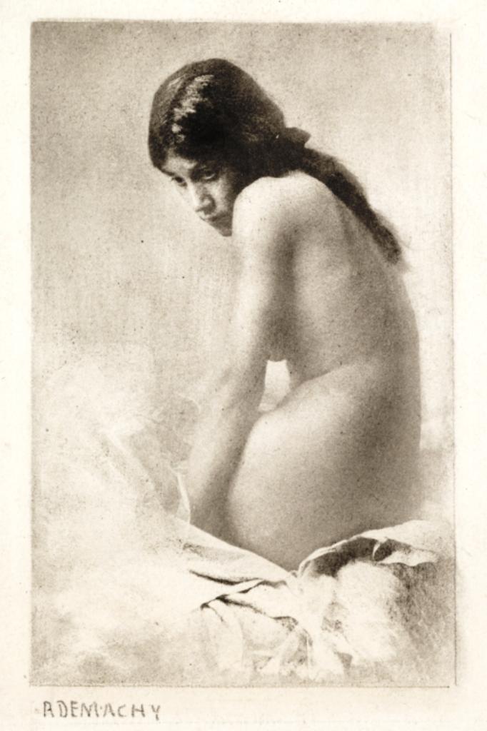 Demachy, Robert. Perplexité 1900 Via nationalmediamuseum